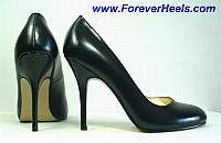 68c0c231f4c R10 10cm (3.9 inch) Heels Silver Patent Kidskin with Fishnet Pattern (Special  Order)