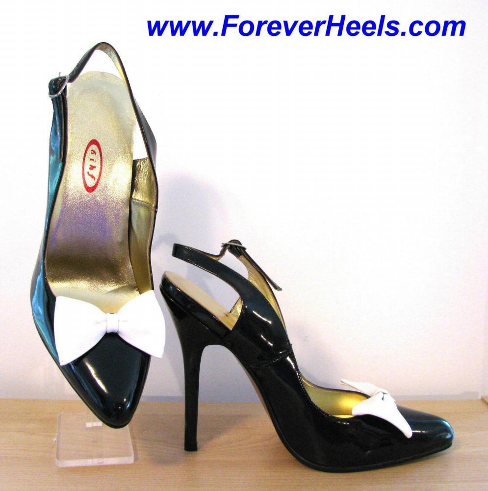 4b9561d32d7 Peter Chu Shoes 6 Inch Heels Forever (ForeverHeels.com) - P SLINGB ...