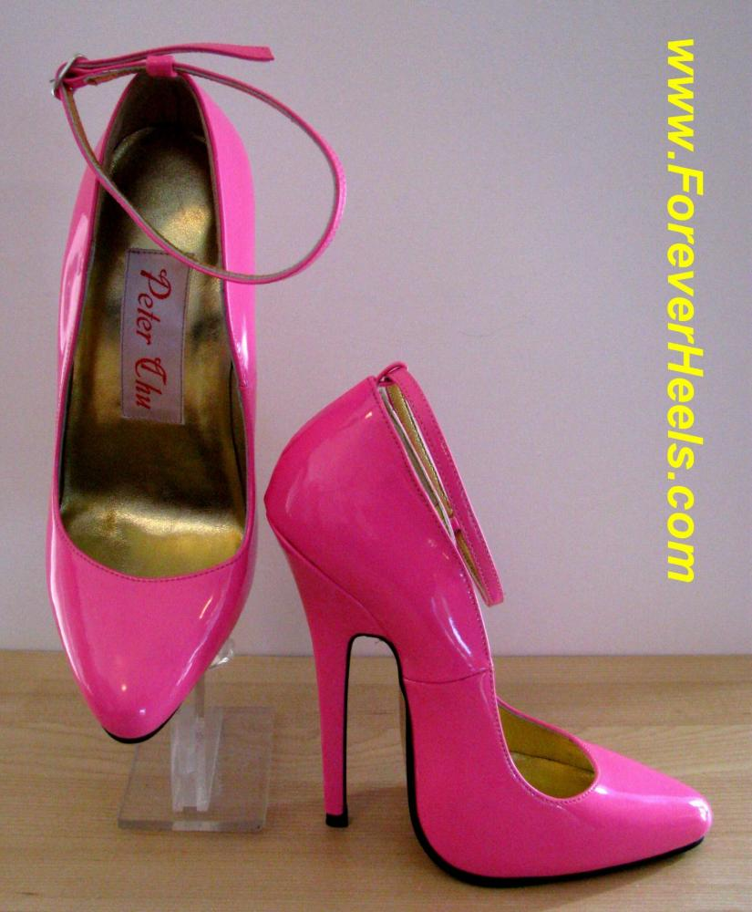 bf16353bd63 Peter Chu Shoes 6 Inch Heels Forever (ForeverHeels.com) - P16SA ...