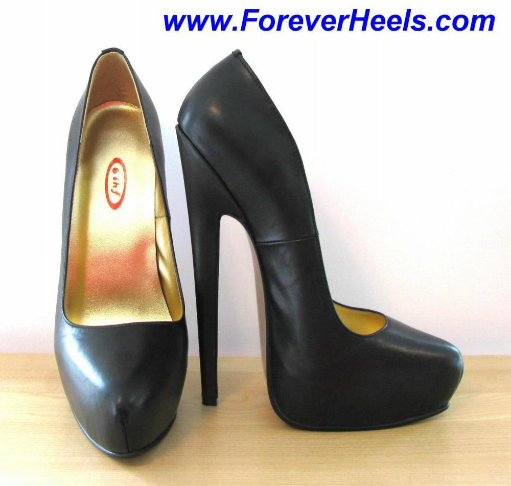 8e67b348b14 Peter Chu Shoes 6 Inch Heels Forever (ForeverHeels.com) - H20SA ...