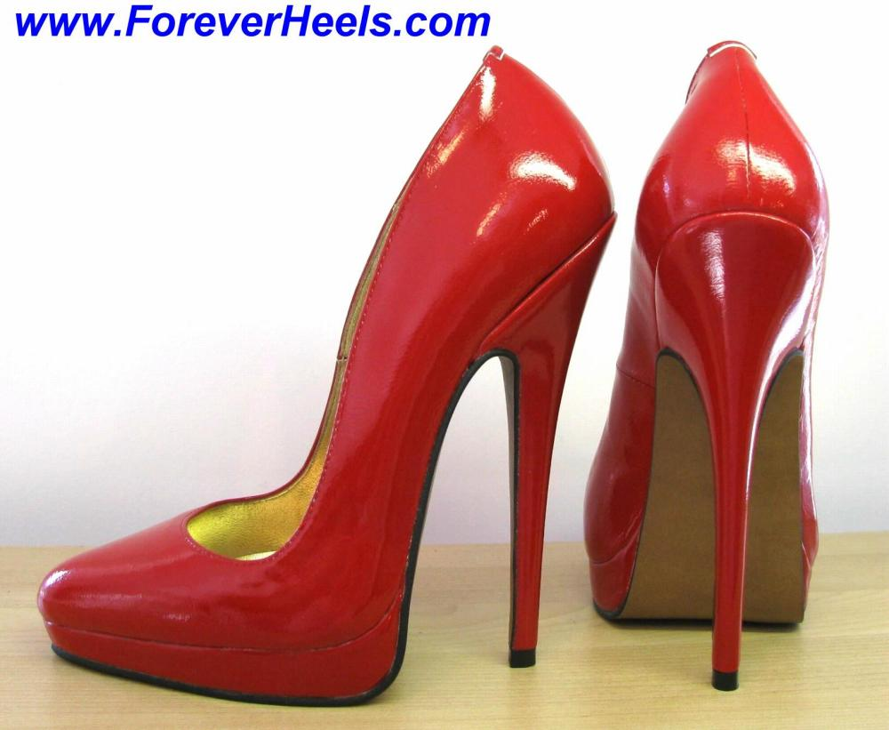 4c440889589 Peter Chu Shoes 6 Inch Heels Forever (ForeverHeels.com) - Home ...
