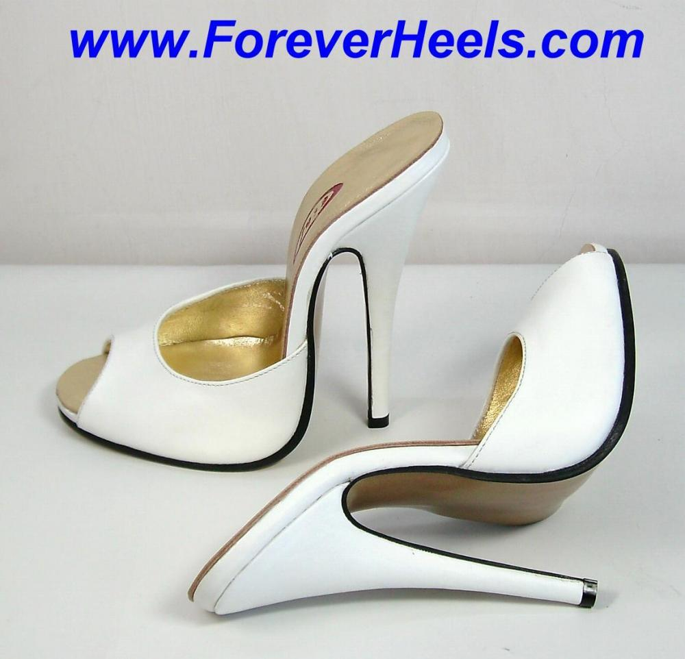 Classic Stiletto High Heels Mule