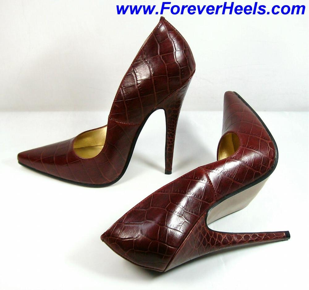 Peter Chu Shoes 6 Inch Heels Forever (ForeverHeels.com) - Home ...