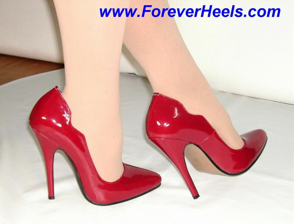 47561aeeab0 Peter Chu Shoes 6 Inch Heels Forever (ForeverHeels.com) - Home ...