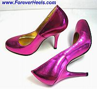 8421a09c2b4 R10 10cm (3.9 inch) Heels Silver Patent Kidskin with Fishnet Pattern (Special  Order). This free script is provided by JavaScript Kit